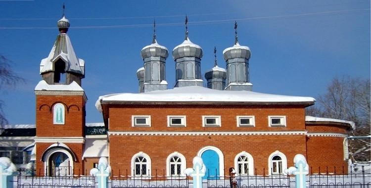 Храм Покрова Пресвятой Богородицы, Городище