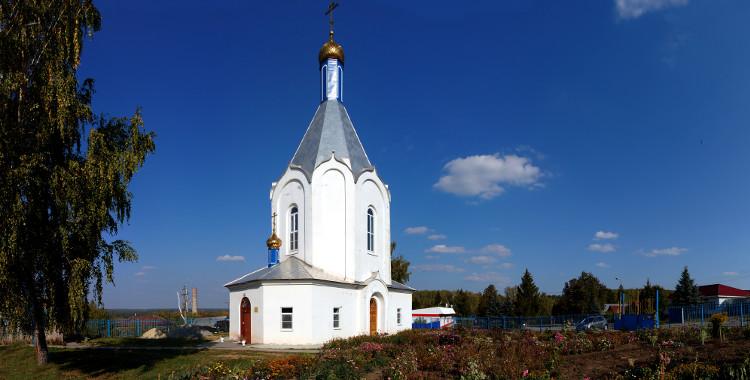 Храм Казанской иконы Божией Матери г. Сурск