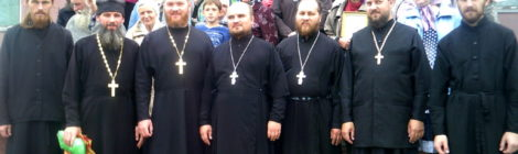 В Городищенском благочинии состоялся крестный ход, посвященный новомученикам и исповедникам Пензенским