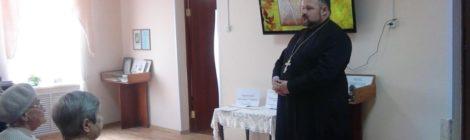 В краеведческом музее города Городище состоялось праздничное мероприятие «Здравствуй, Батюшка - Покров!»