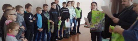 В общеобразовательной школе села Дигилевка Городищенского района состоялся турнир по настольному теннису