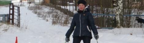 В селе Дигилевка проведен турнир по биатлону