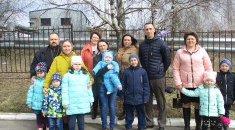 В городе Городище Пензенской области состоялась акция «Родил ребенка – посади дерево»
