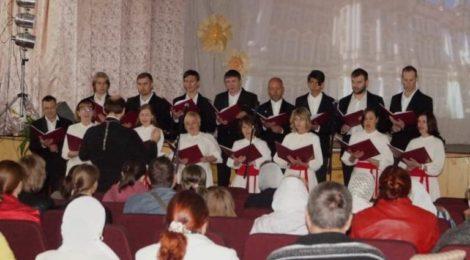 Духовенство прихода Покровской церкви г. Городище приняло участие в духовно-просветительской программе хора Пензенской духовной семинарии «Спас»