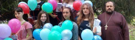 В Городище прошла акция против абортов «Подари мне жизнь»